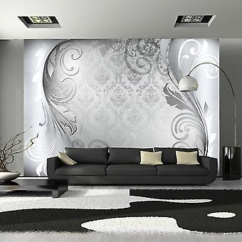Fototapetti - Gray ornament