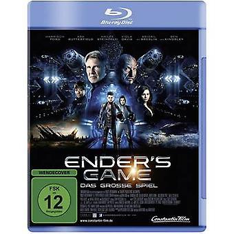 blu-ray Enders Game - Das grosse Spiel FSC: 12