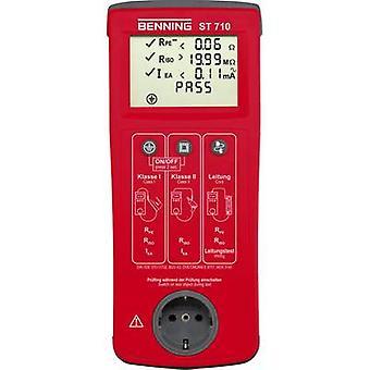 Benning ST 710 Tester echipament VDE 0701/0702.