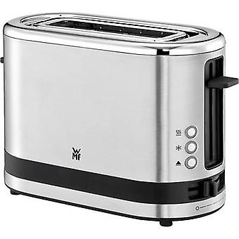 WMF Toaster with built-in home baking attachment Stainless steel, Black