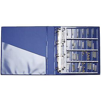 Condensateur tantale SMD NOVA de Linecard COSMC-02 1 définie la valeur