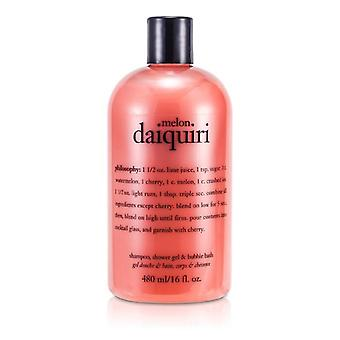 Melon Daiquiri Shampoo Bath & Shower Gel - 473.1ml/16oz