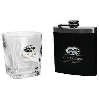 St. Andrews Whisky-Geschenk-Set