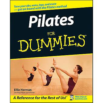 Pilates For Dummies by Ellie Herman - 9780764553974 Book