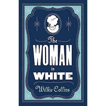 الامرأة في الأبيض ويلكي كولينز-كتاب 9781847495716