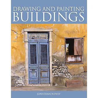 Dessin et peinture de bâtiments par Jonathan Newey - livre 9781861269997