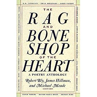 Den Rag och ben butik hjärtat: dikter för män