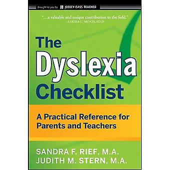 The Dyslexia Checklist: A Practical Reference for Parents and Teachers (JB Ed: Checklist)