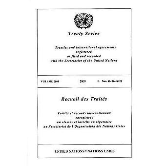 Verdrag serie 2609 2009 ik