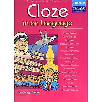 Cloze dans le langage: Extension