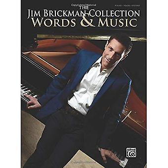 Jim Brickman-Sammlung, Worte & Musik: Klavier Solo & Klavier/Gesang/Gitarre