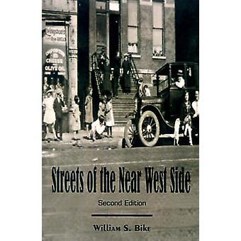 الشوارع من الجانب الغربي قرب الطبعة الثانية بالدراجة & وليام س.