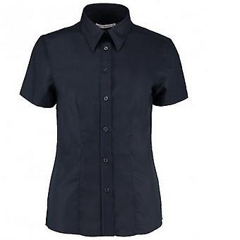 Kustom Kit Womens/Ladies Short Sleeve Workwear Oxford Shirt