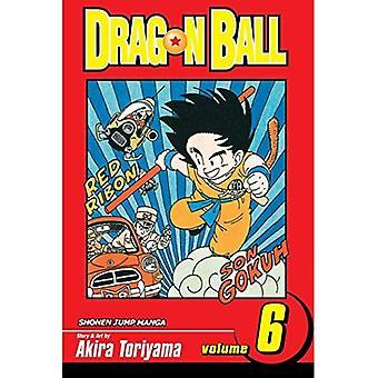 Dragon Ball: 6 (bola de dragón (Viz del libro en rústica))
