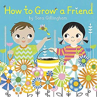 How to Grow a Friend [Board book]