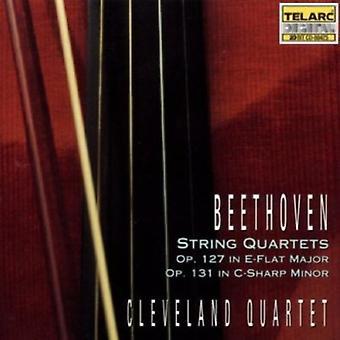 Cleveland Quartet - Beethoven: String Quartets [CD] USA import
