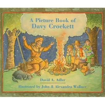 A Picture Book of Davy Crockett by David A Adler - John Wallner - Ale