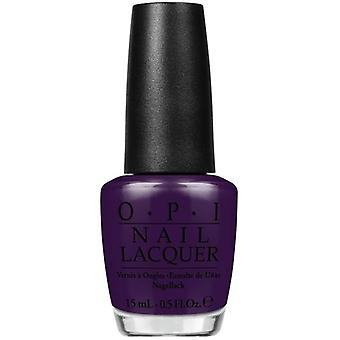 OPI Nail Lacquer-C19 Un affare d'uva