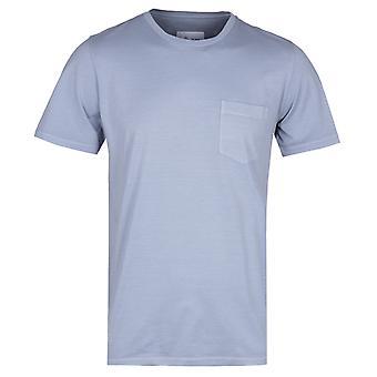 Albam taivas sininen tasku T-paita