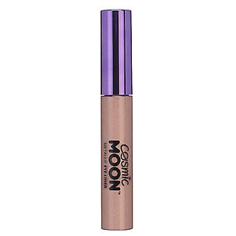Cosmic Moon - Metallic Eye Liner - 10ml - For mesmerising metallic eye styles - Rose Gold