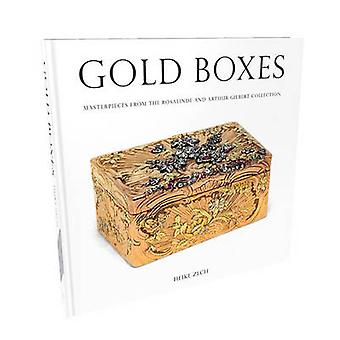 Gold Boxes - Masterpieces from the Rosalinde and Arthur Gilbert Collec