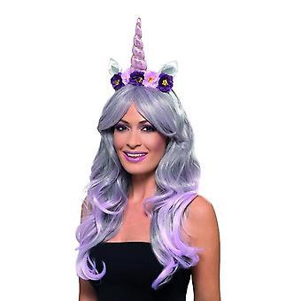 Unicorn Headband, Fancy Dress, One Size