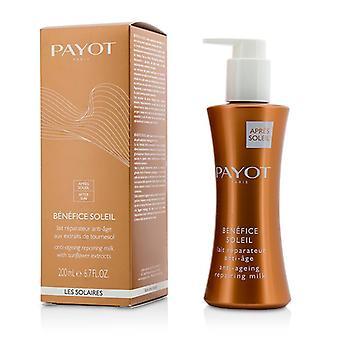 Payot beneficjum Soleil Anti-Aging naprawy mleka (na twarz idealna ciała) 200 ml / 6. 7 oz