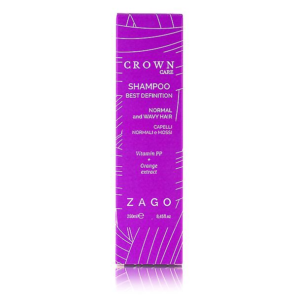Best Definition Shampoo Normal Hair Crown Care