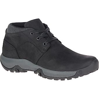 Merrell Mens Anvik Pace Waterproof Lace Up Chukka Boots