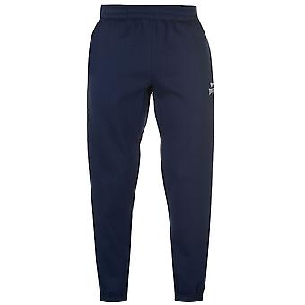 Lonsdale Mens Essential Joggers Sports Training Bottoms Trousers Pants