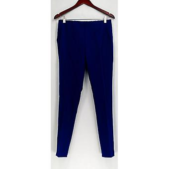 Attitudes by Renee Pants Stretch Supreme Knit Pull-On Saphhire Blue A276075