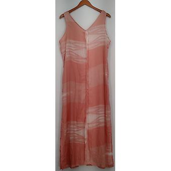 Arae Dress Phoenix Fashion Week Maxi Printed Light Pink Womens A425248
