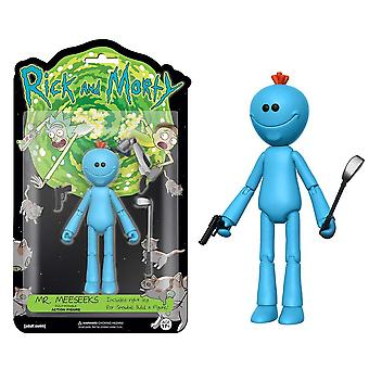 Funko Rick und Morty Mr Meeseeks Vinyl-Action-Figur