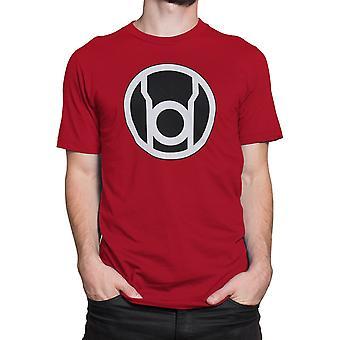 Zielona latarnia Czerwona Latarnia Symbol T-Shirt