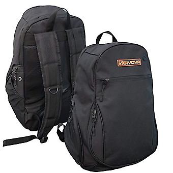 Givova B027 - Unisex backpack ? Adult - Black - One Size