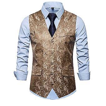 Allthemen lidé ' s vytištěná dvoulůžkových banket firemní neformální vesta