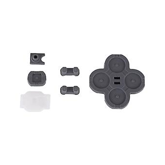 Rubber buttons for right joy-con controller contact pad membrane oem set nintendo switch