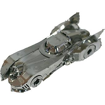 Batman 1989 Batmobile 3D Metallic Puzzle