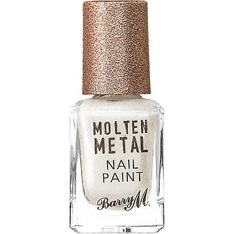 Barry M Molten Metal Nail Polish Collection - Ice Queen (MTNP22)