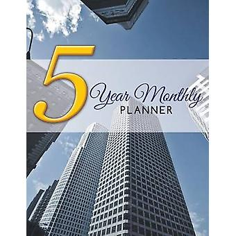 5 Year Monthly Planner by Publishing LLC & Speedy