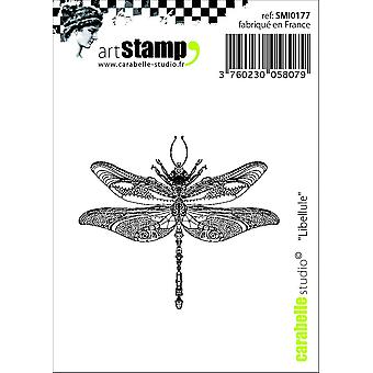 Carabelle Studio Cling Stamp – Dragonfly