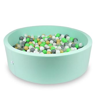 XXL Ball Pit Pool - #34 di menta - borsa