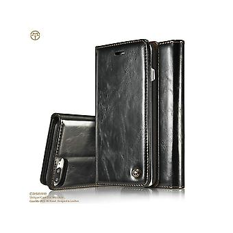 Case For iPhone 8 Plus / 7 Plus Black Card Holder