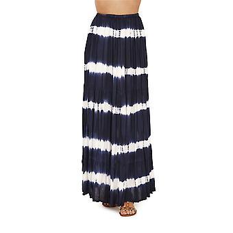 Pistachio Women's Tie Dye Maxi Skirt