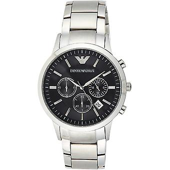 Emporio Armani Classic AR2434 Chronograph Quartz Men ' s Watch