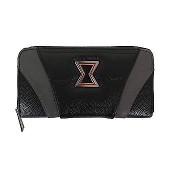 Black Widow Suit Up Women's Zipper Wallet