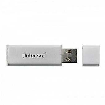 USB-Stick INTENSO Ultra Line USB 3.0 128 GB Weiß