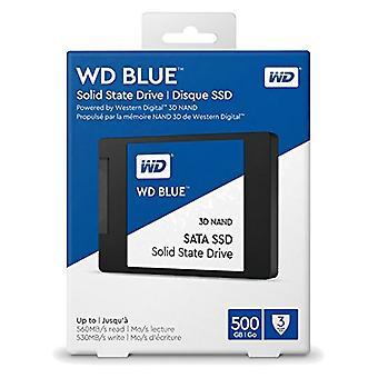 Merevlemez Nyugati digitális WDS500G2B0A 2,5 & 500 GB SSD