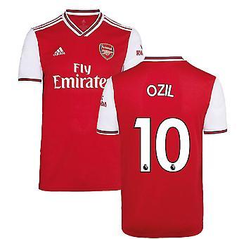 2019-2020 آرسنال أديداس قميص كرة القدم الرئيسية (أوزيل 10)