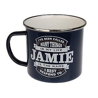 Historia & Heraldry Jamie Tin Mug 50